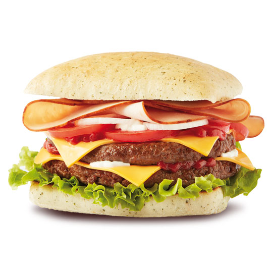 twister burger