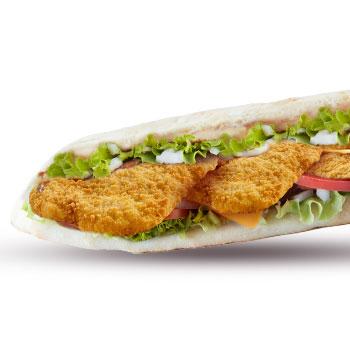 sandwich chiken
